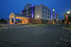 Exterior view - Holiday Inn Express Hotel & Suites North Charlotte