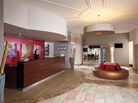 皇后酒店 - Lobby