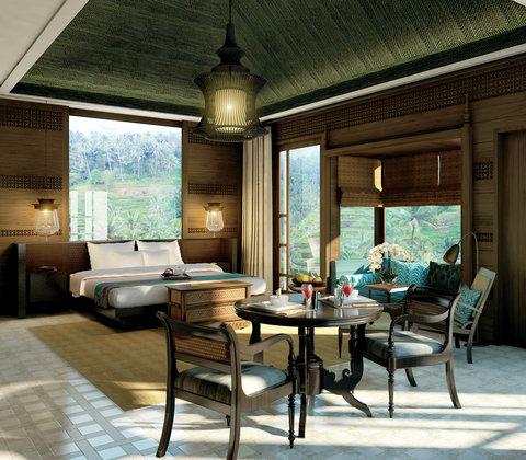 Mandapa, A Ritz-Carlton Reserve - Bedroom Villa Bedroom