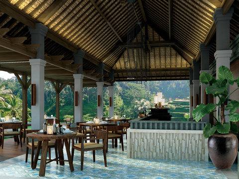 Mandapa, A Ritz-Carlton Reserve - Pool Bar