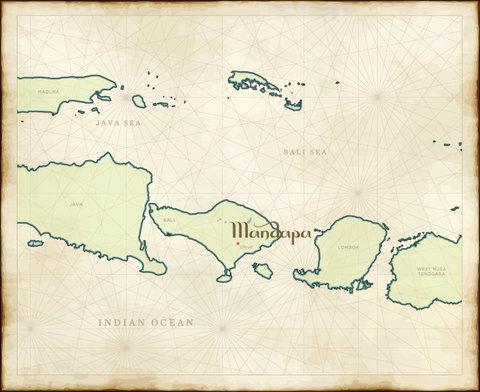 Mandapa, A Ritz-Carlton Reserve - Location Map
