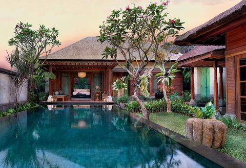 Mandapa, A Ritz-Carlton Reserve - Villa Photo Pool