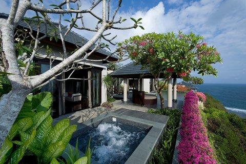 بانيان تري أونغاسان - Guestroom Sanctuary Villa Exterior