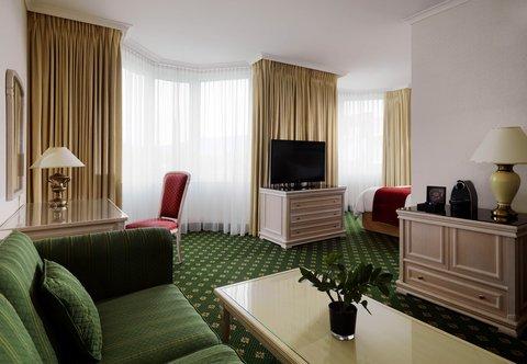 Heidelberg Marriott Hotel - Deluxe Junior Suite