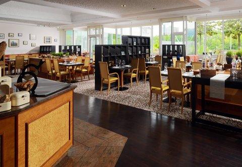 Heidelberg Marriott Hotel - Grill 16 Steakhouse - Dining Area