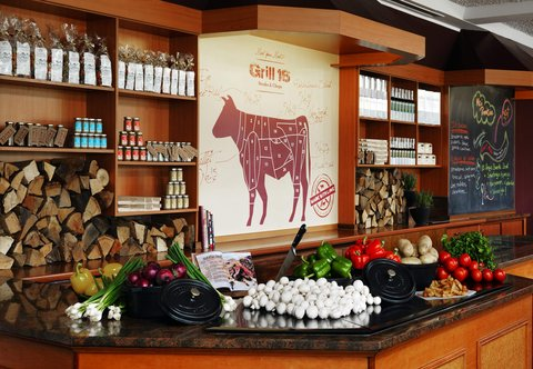 Heidelberg Marriott Hotel - Grill 16 Steakhouse