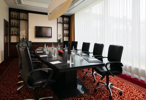 Heidelberg Marriott Hotel - Mark Twain Boardroom