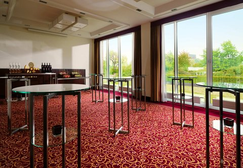 Heidelberg Marriott Hotel - Franz Kafka Meeting Room