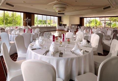 Heidelberg Marriott Hotel - Hegel Banquet