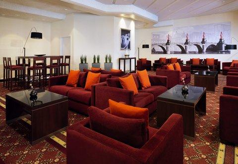 Heidelberg Marriott Hotel - Lobby