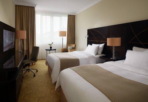 Heidelberg Marriott Hotel - Executive Twin Guest Room