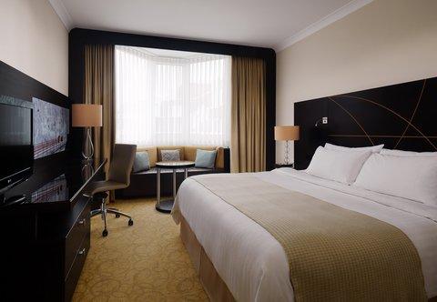 Heidelberg Marriott Hotel - Executive King Guest Room