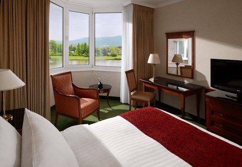 Heidelberg Marriott Hotel - King Guest Room - Water View