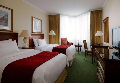 Heidelberg Marriott Hotel - Deluxe Twin Twin Guest Room
