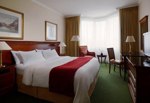 Heidelberg Marriott Hotel - Deluxe King Guest Room