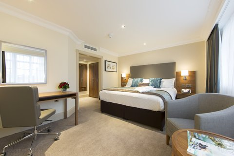 Thistle Marble Arch - Deluxe King Room