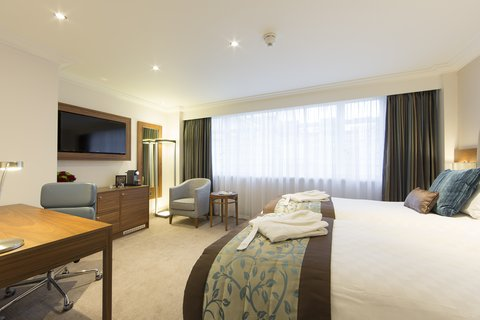 Thistle Marble Arch - Deluxe Twin Room