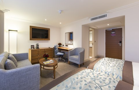 Thistle Marble Arch - Executive Twin Room