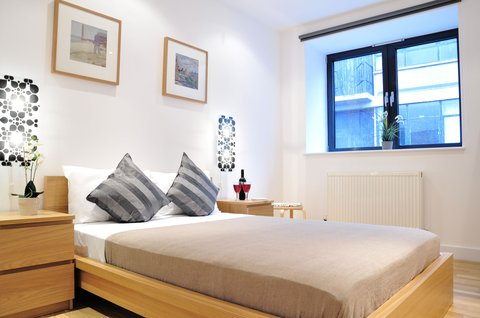 Whitechapel Central Apartments - One Bedroom Apartment