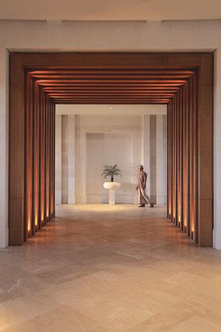 بانيان تري أونغاسان - Small Size lobby