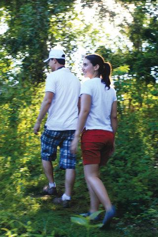 بانيان تري أونغاسان - Hiking