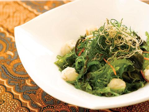 بانيان تري أونغاسان - Bambu Seaweed Salad