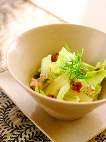 بانيان تري أونغاسان - Tamarin Endive Salad
