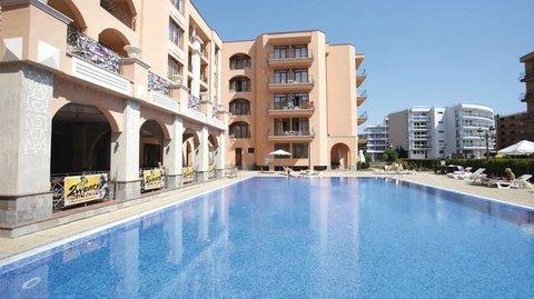 Apart Hotel Palazzo - Pool