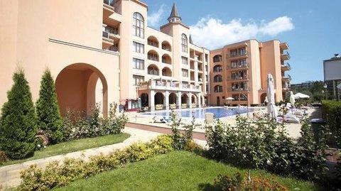Apart Hotel Palazzo - Exterior