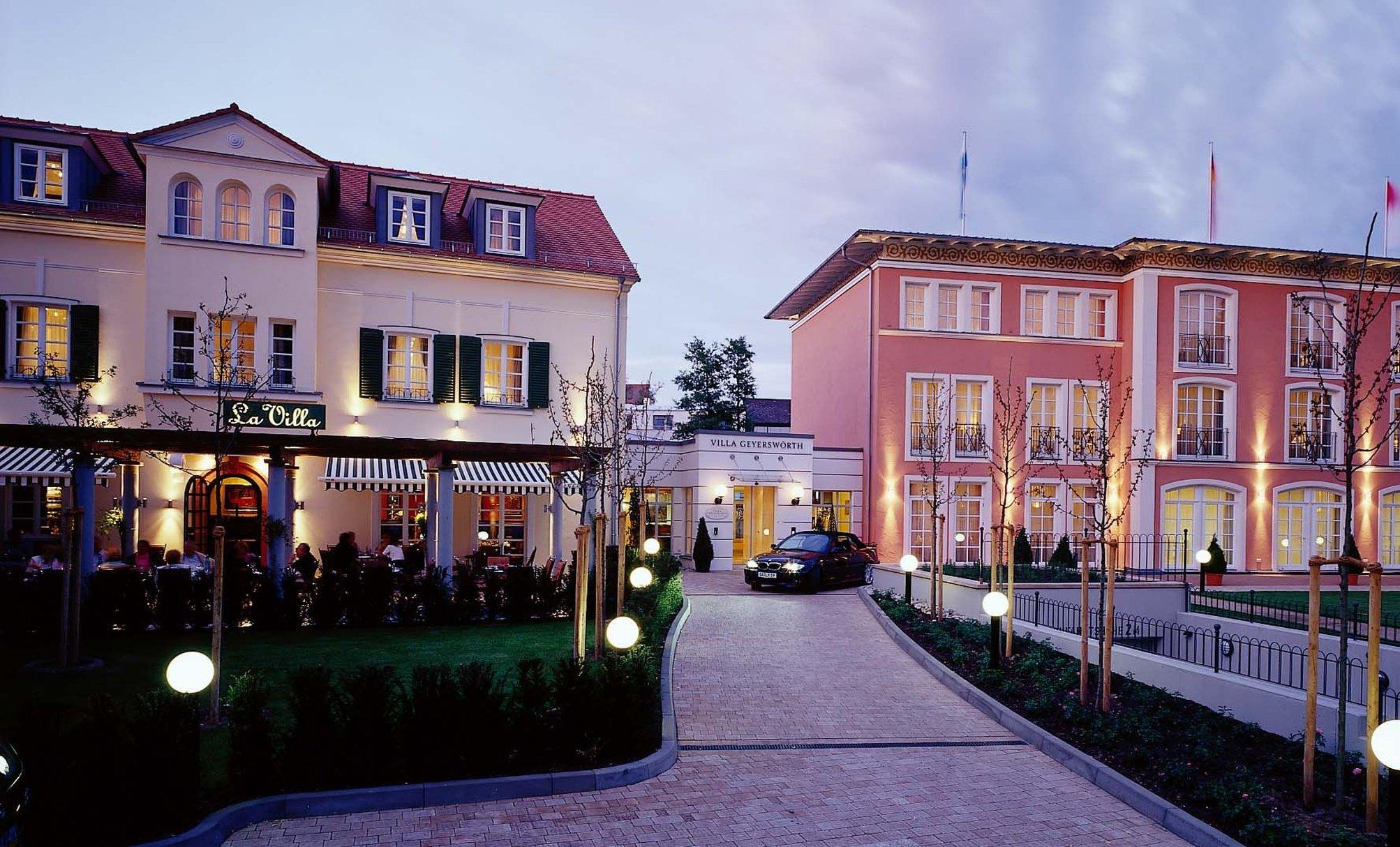 Hotel Villa Geyerswoerth