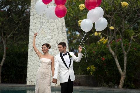 بانيان تري أونغاسان - Wedding couple 1