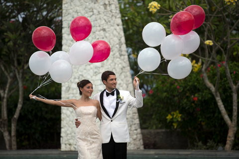 بانيان تري أونغاسان - Wedding couple 2