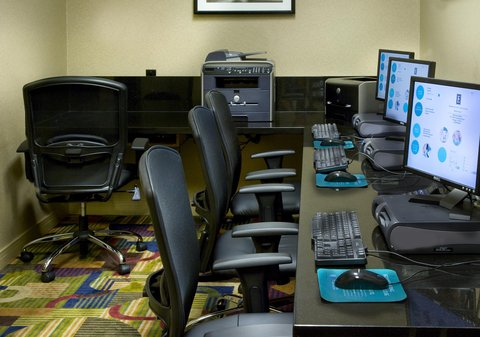 Embassy Suites Chicago DowntownLakefront - Business Center