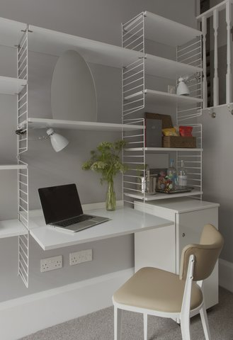 The Laslett - Spare Room Single Shelving