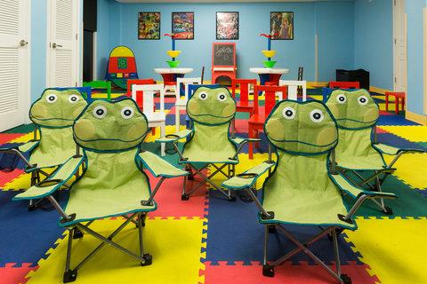 Holiday Inn Resort DAYTONA BEACH OCEANFRONT - Fun Kid-Size Chairs in our Recreation Center