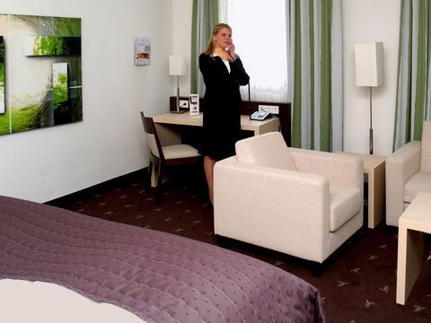TOP Esplanade Hotel Dortmund - First class room TOP Hotel Esplanade Dortmund