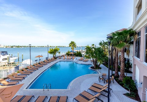 Courtyard St. Petersburg Clearwater/Madeira Beach - Outdoor Pool