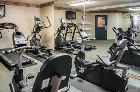 Quality Inn & Suites Albuquerque - NMFITNESS