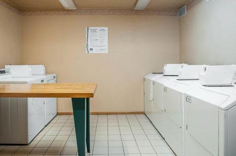 Quality Inn & Suites Albuquerque - NMLAUNDRY