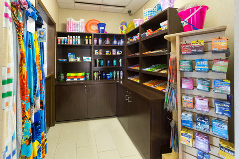 Holiday Inn Resort DAYTONA BEACH OCEANFRONT - Gift Sundries Shop Conveniently Located in our Lobby