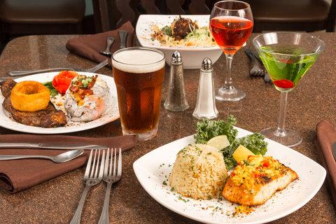 Holiday Inn Resort DAYTONA BEACH OCEANFRONT - Freshly Prepared Dinner Selections