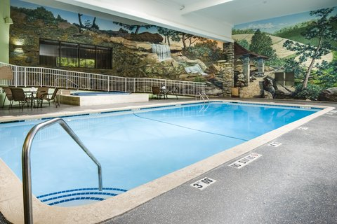 Holiday Inn Hotel & Suites DES MOINES-NORTHWEST - Swimming Pool