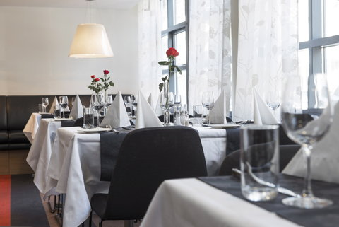 Thon Hotel Hammerfest - Restaurant