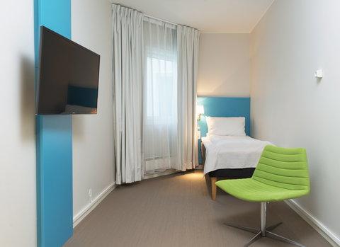 Thon Hotel Hammerfest - Small Single Room