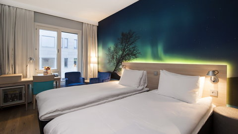 Thon Hotel Nordlys - Standard Room Twin