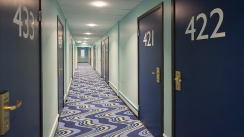Thon Hotel Nordlys - Corridor