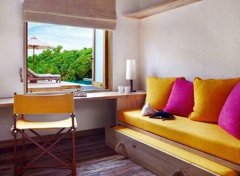 Six Senses Laamu - Family Villa With Pool