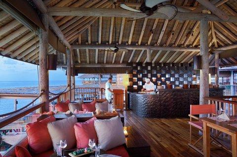 Six Senses Laamu - Zen Restaurant