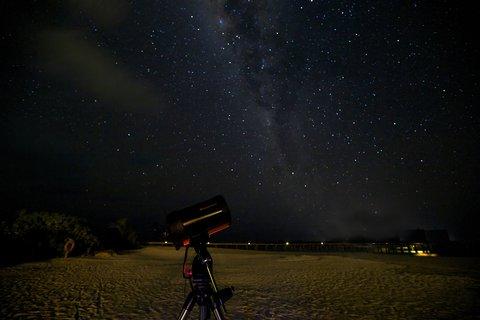 Six Senses Laamu - Star Gazing