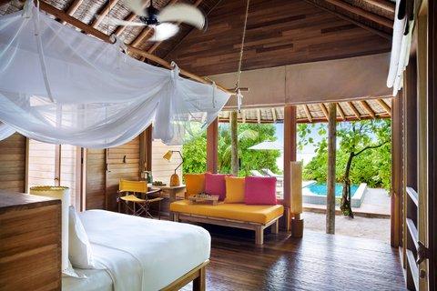 Six Senses Laamu - Ocean Beach Villa with Pool